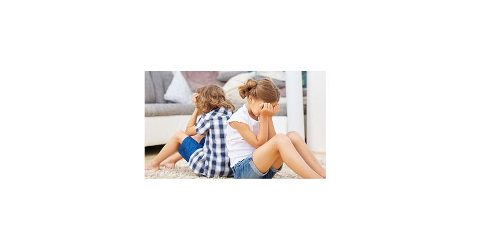 Dealing with Sibling Rivalry (One Mommy's Adventures - Guest Post)