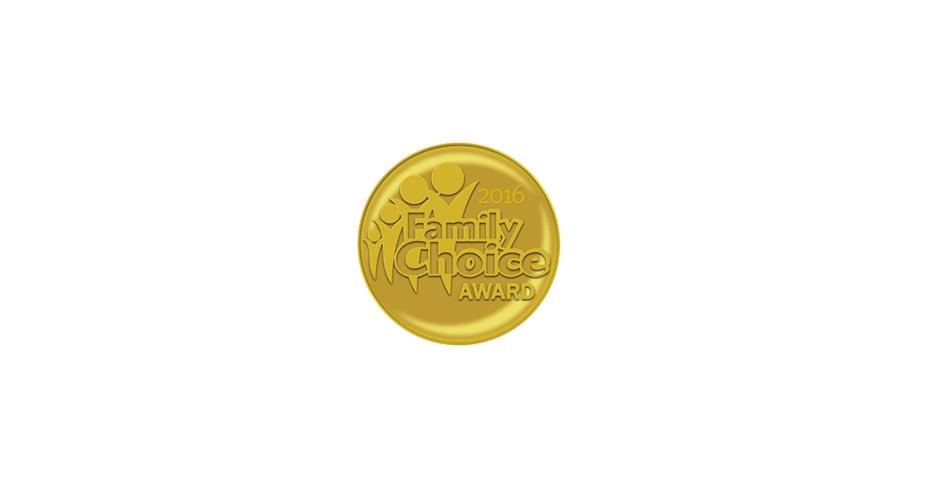 1-2-3 Magic: Effective Discipline For Children Wins a 2016 Family Choice Award
