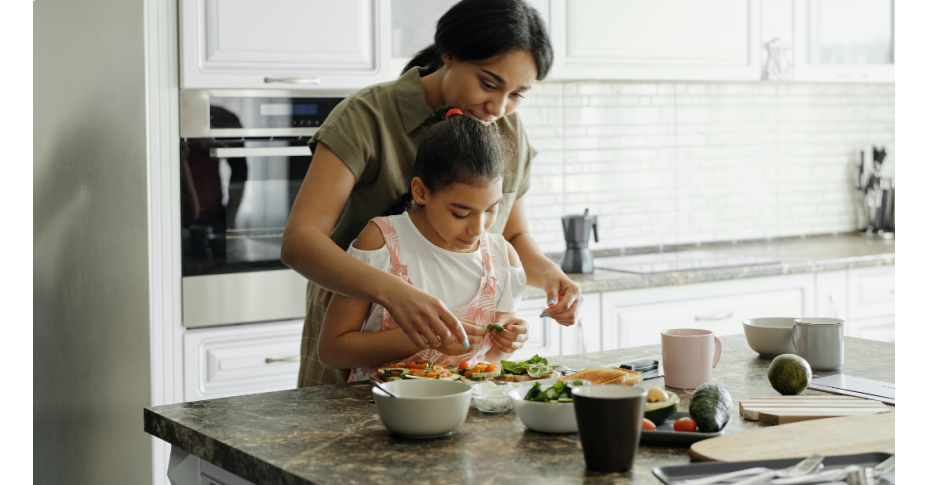 Healthy Approaches to Food and Fitness With Your Kids