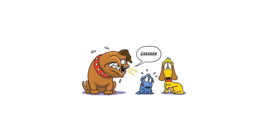 Attitude Adjustment Time! Big Dog vs. Underdog Parenting Styles