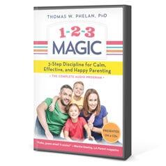 1-2-3 Magic (Audio CD)