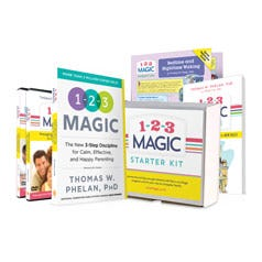 1-2-3 Magic Family Package