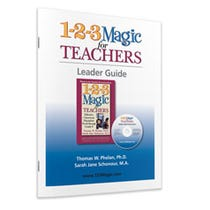 1-2-3 Magic for Teachers Leader Guide Package