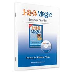 1-2-3 Magic Leader Guide Package