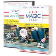 1-2-3 Magic Teen (4th Edition) & DVD Package