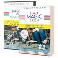 1-2-3 Magic Teen (4th Edition) & DVD Package