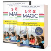 1-2-3 Magic for Teachers Book & DVD Package