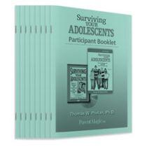 Surviving Your Adolescents Participant Booklets