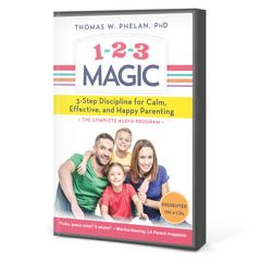 1-2-3 Magic (Audio CD)