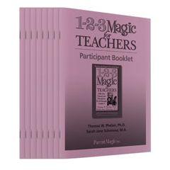 1-2-3 Magic for Teachers Participant Booklets