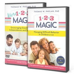 1-2-3 Magic & More 1-2-3 Magic DVD Package