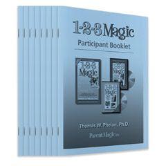 1-2-3 Magic Participant Booklets