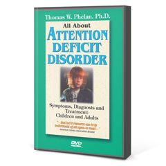 All About Attention Deficit Disorder DVD