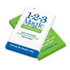 1-2-3 Magic Patient Referral Cards