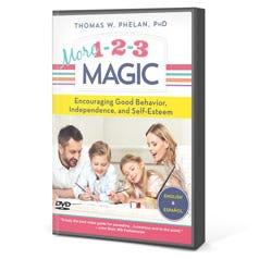 More 1-2-3 Magic DVD