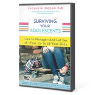 Surviving Your Adolescents DVD