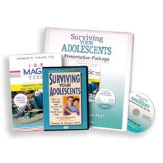 Surviving Your Adolescents Presentation Package