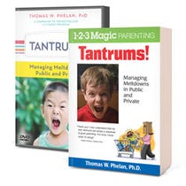 Tantrums! Managing Meltdowns in Public and Private Book & DVD Package