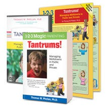 Tantrums! Managing Meltdowns in Public and Private Complete Package