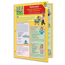 Tantrums! Quick Reference Guide