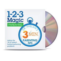 Dr. Phelan's 3 Minute Parenting Tips (DVD)