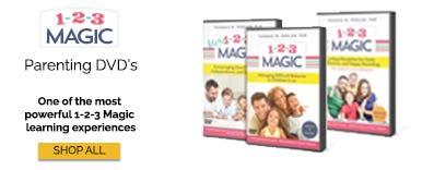 1-2-3 Magic Parenting DVDs