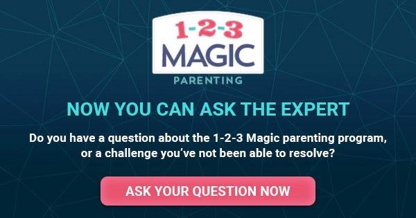 1-2-3 Magic Ask the Expert