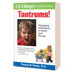 123 Magic Tantrums Book