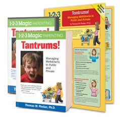 123 Magic Tantrums Complete Package