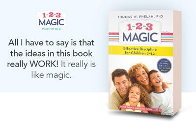 1-2-3 Magic Parenting Program
