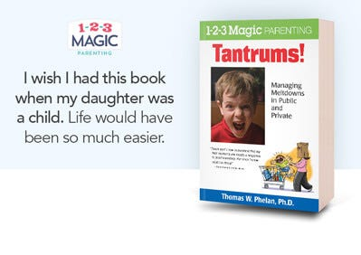 1-2-3 Magic Tantrums!